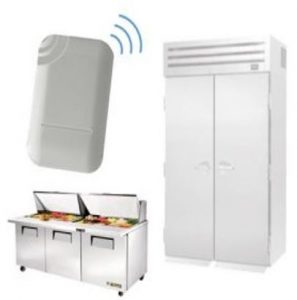 A wireless temperature monitoring device can allow you to check food temperatures remotely.