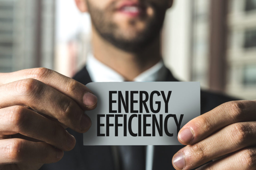 reduce energy through active monitoring and equipment efficiency