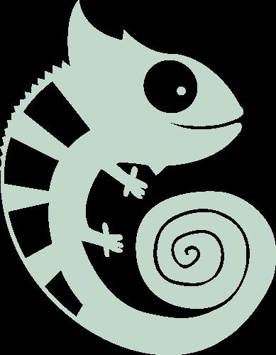 chameleon web